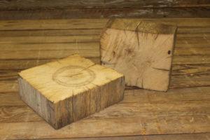 Barn Wood Squares