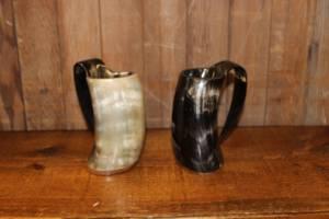 Horn Goblets