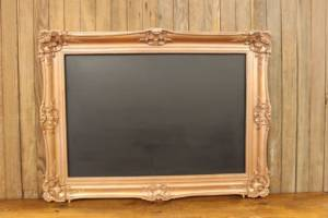 F190 Thick Edged Cooper Chalkboard