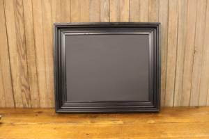 F191 Deep Set Black Chalkboard