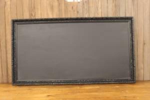F261: Tall Black Chalkboard-XL