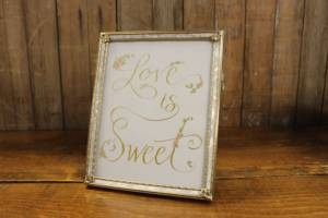 J7: Pearl Love is Sweet Sign
