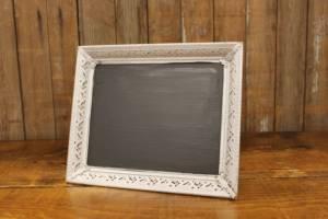 F263: Metal Trimmed Chalkboard-5