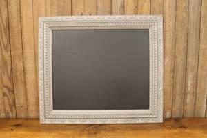 F252: Steel Gray Dot Chalkboard