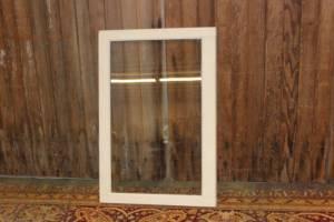 Cream 1-Pane Window