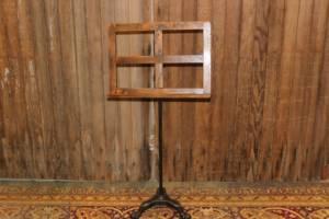 Wood & Metal Lectern