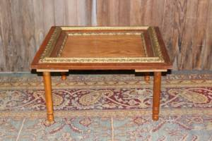 Picture Frame Coffee Table