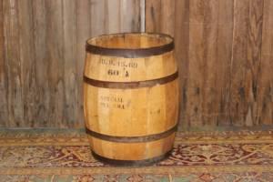 Flour Barrels-M