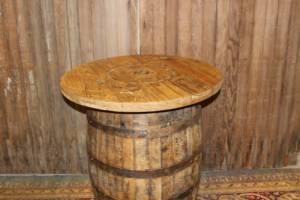 Barrel Spool Top-M