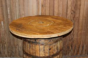 Barrel Spool Top-L