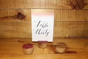 Wine Bung Card Holders- Vintique Rental WI