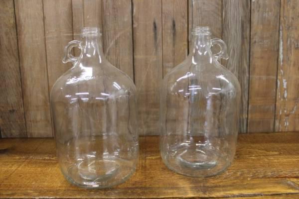 Assorted Clear Bottles-XL Vintique Rental WI