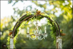 Barn Wood Arch