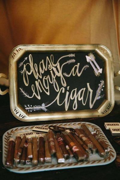 Enjoy a Cigar
