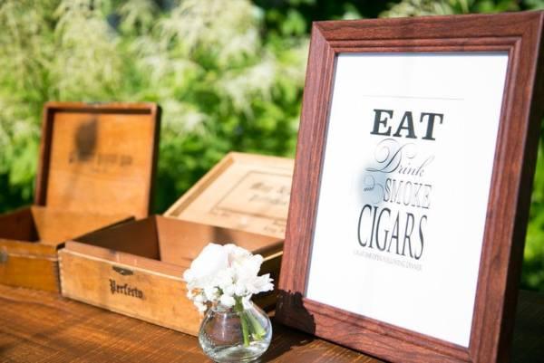Cigar Display