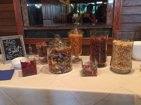 Trail Mix Table