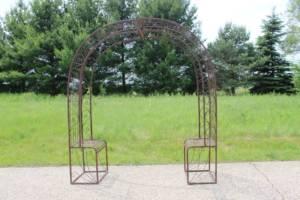 Rod Iron Arch-L