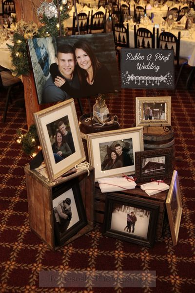 Engagement Picture Display