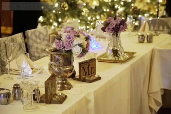Winter Head Table