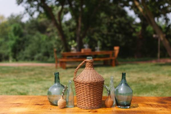 Demijohn Bottle Decor