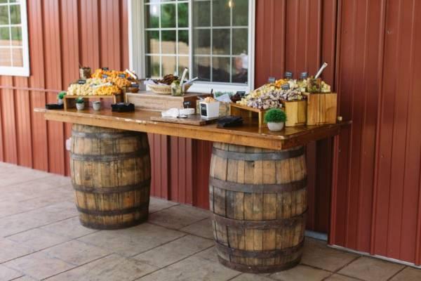 Harvest Bar Top
