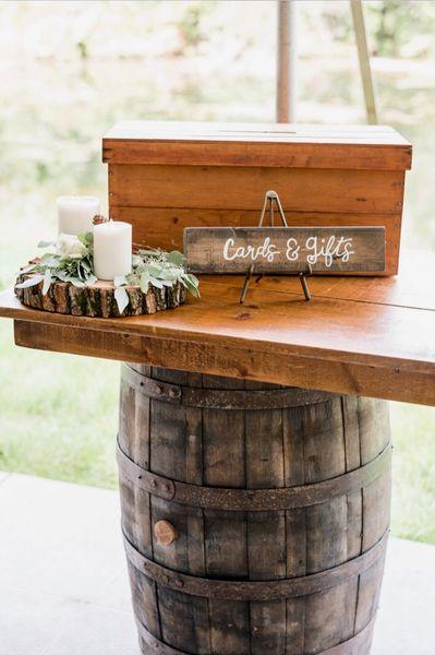 Harvest Bar Top & Card Table
