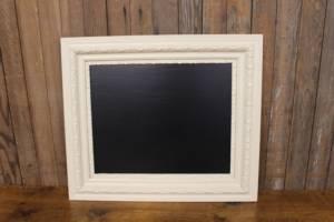 F270 Dark Cream Raised Edge Chalkboard-M
