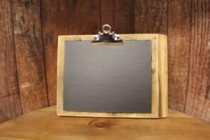 F280: Clipboard Chalkboard