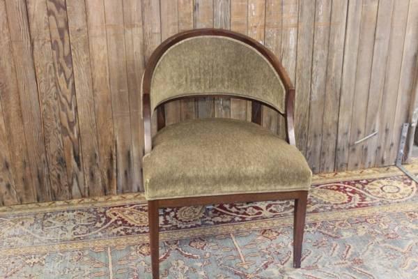 Dark Olive Lounge Chairs