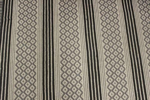 Gray Design Rug-L
