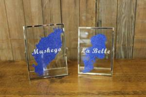 Lake Country Table Numbers