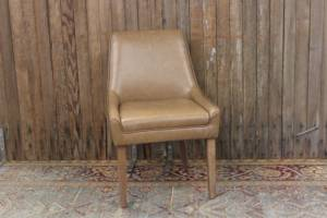 Light Brown Leather Chairs