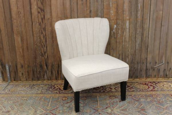 Modern Cream Lounge Chairs