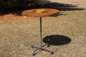 Spool Bistro Table