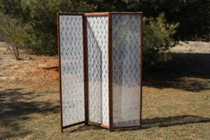 Lace 3-Panel Divider