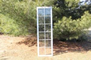 Tall 12-Pane Window