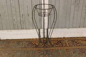 Industrial Plant Stand