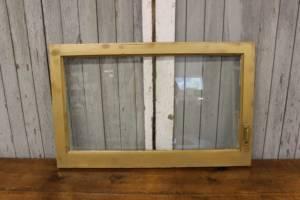 Gold Window Pane